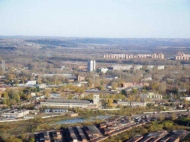 Смотреть лучшее фото города Глазов бесплатно