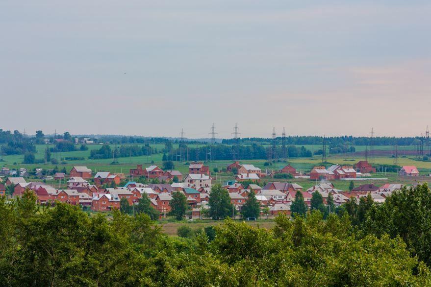 Заводской район города Глазов в хорошем качестве