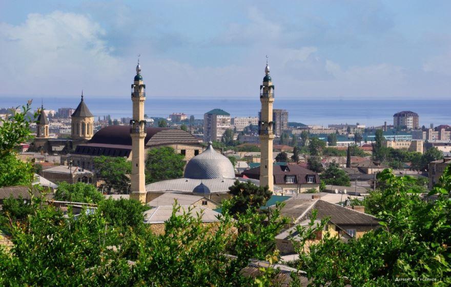 Смотреть лучшее фото города Дербент бесплатно