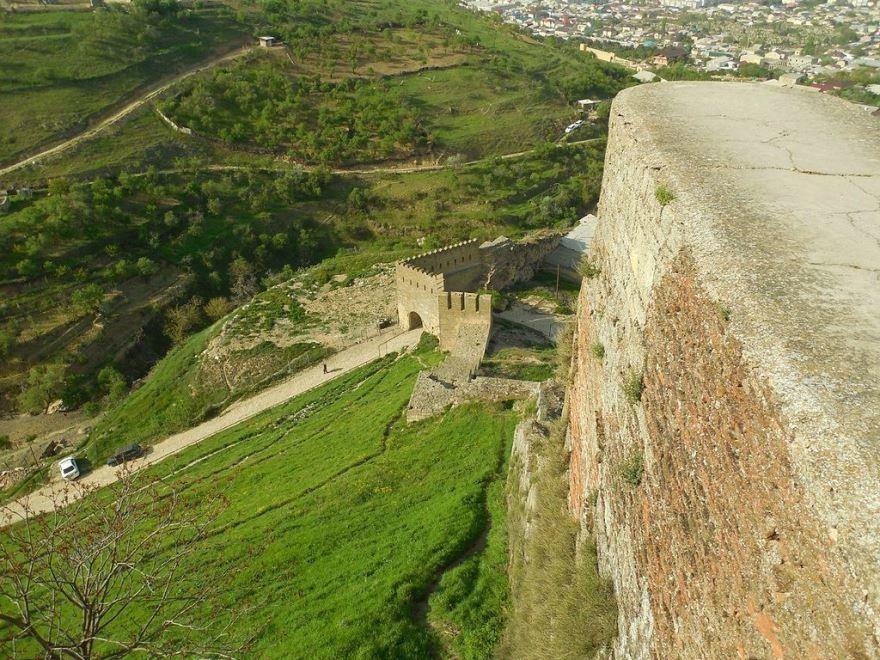 Ворота Джарчи-Капы город Дербент