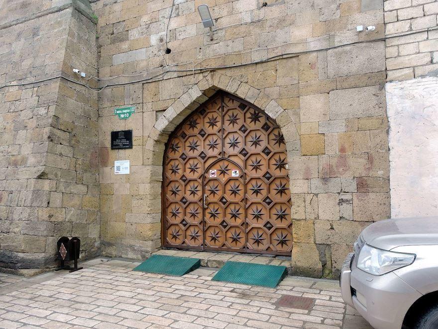 Ворота Джума мечети город Дербент