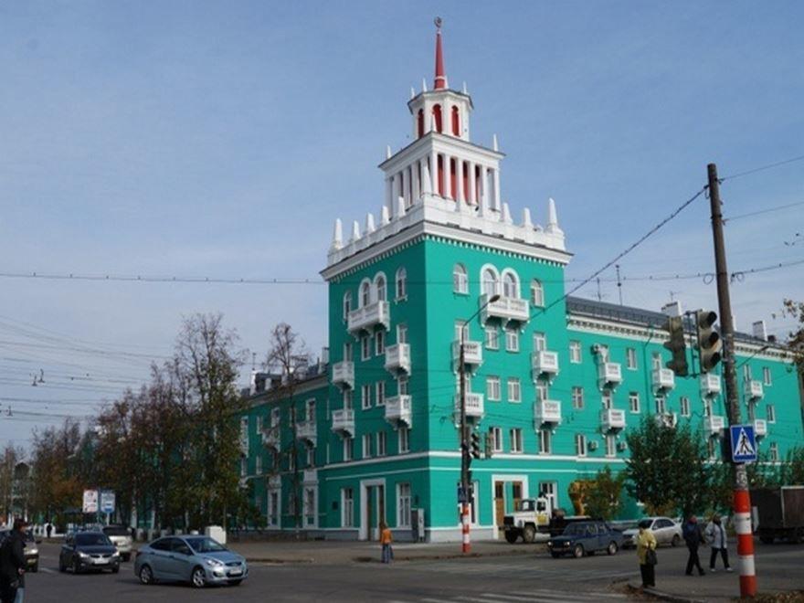 Скачать онлайн бесплатно красивые улицы города Дзержинск в хорошем качестве