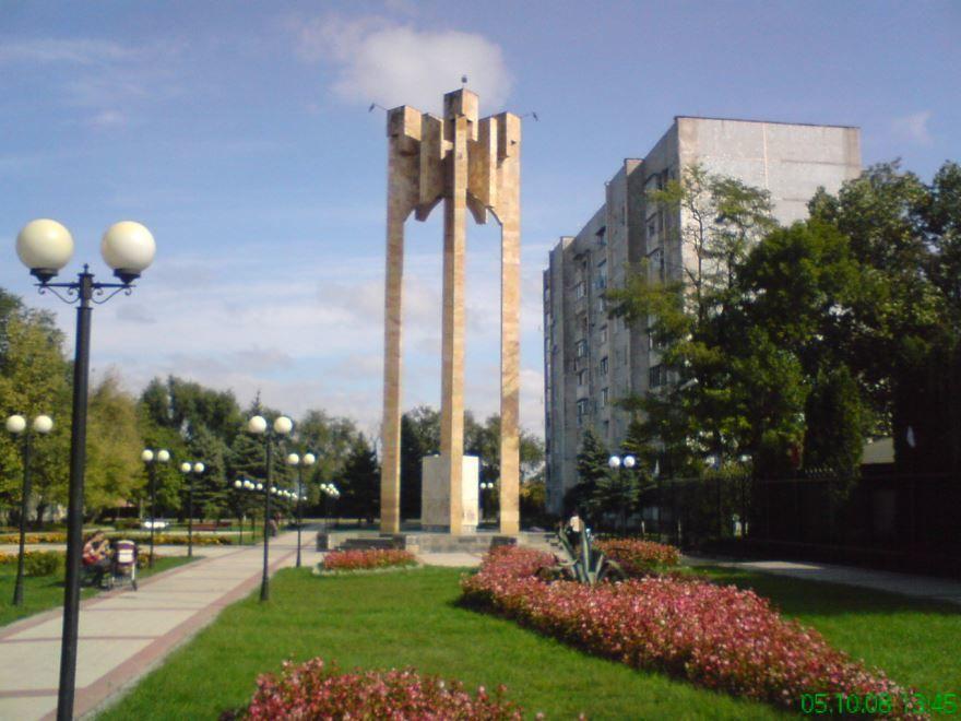 Смотреть красивое фото Георгиевский тракт в городе Георгиевск