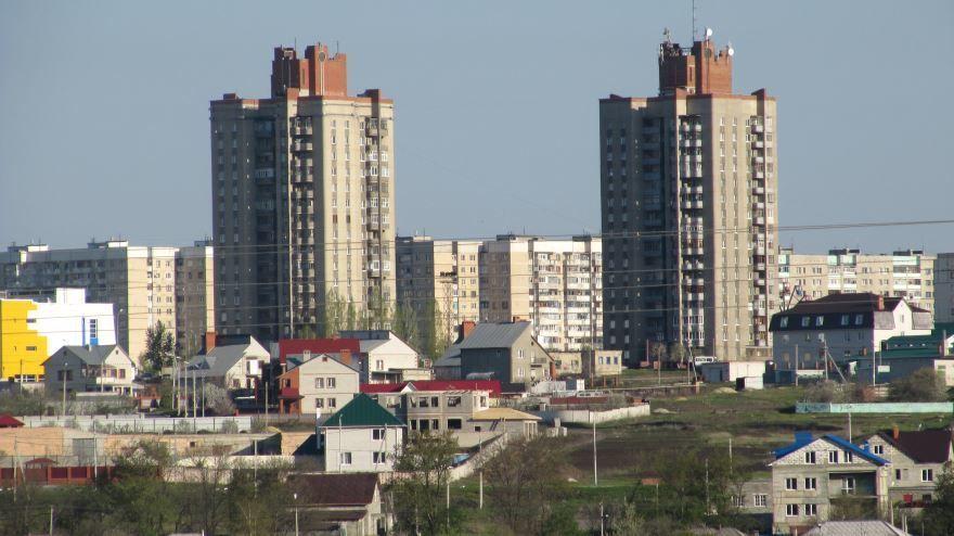 Смотреть онлайн бесплатно красивый город Губкин в хорошем качестве