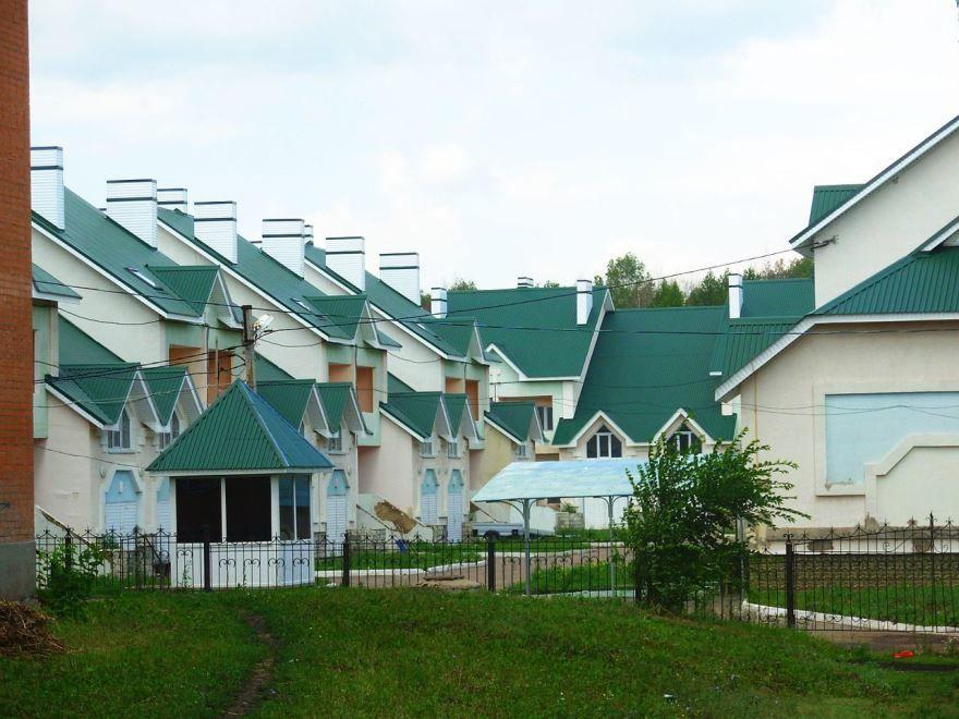 Смотреть красивую улицу города Губкин