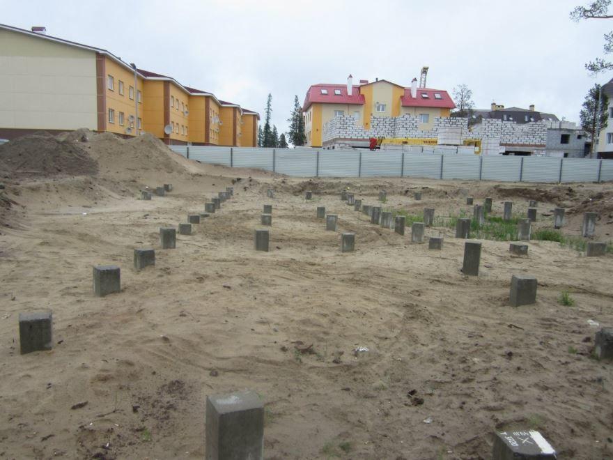 Скачать бесплатно фото улицы города Губкинский в хорошем качестве