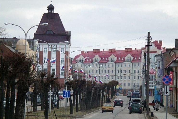 Смотреть лучшее фото города Гусев в хорошем качестве