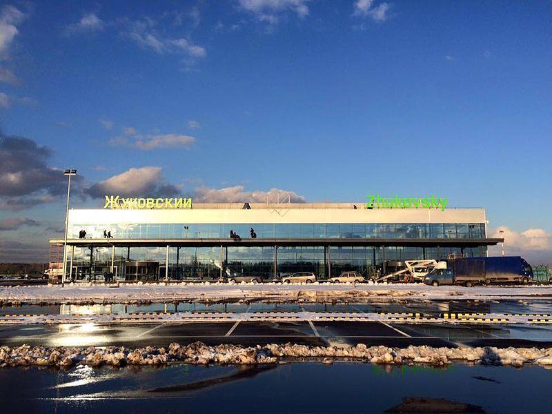 Скачать онлайн бесплатно лучшее фото города Жуковский аэропорт Жуковский
