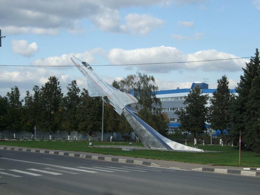 Город Жуковский Аэромонумент