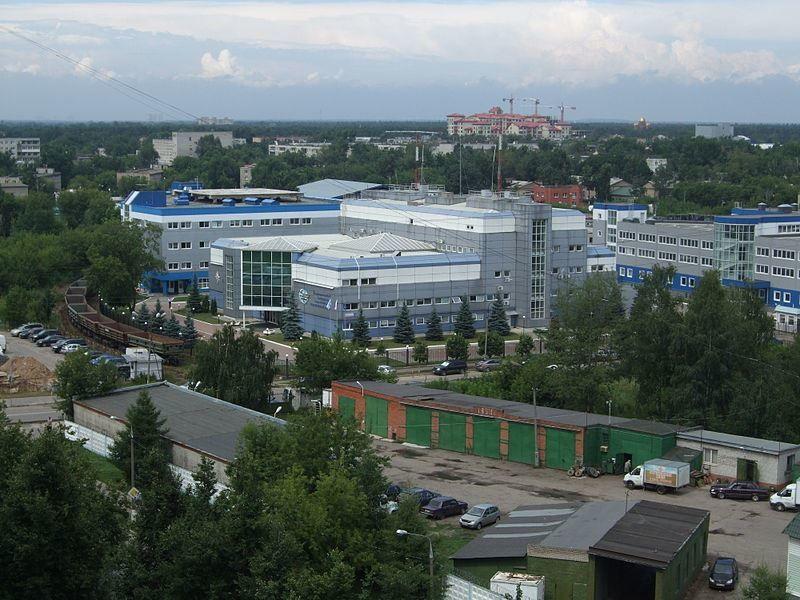 Скачать красивое фото города Жуковский в хорошем качестве