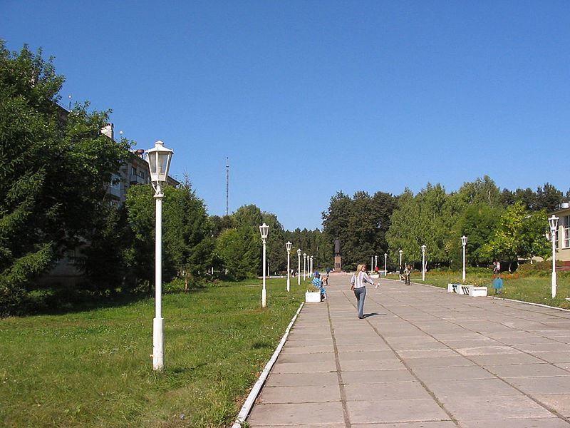 Скачать онлайн бесплатно лучшую улицу в городе Димитровград улицу Терешковой
