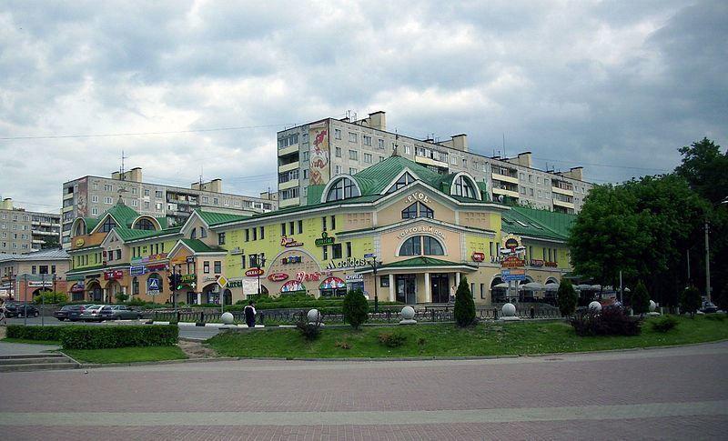 Смотреть красивое фото города Дмитров бесплатно