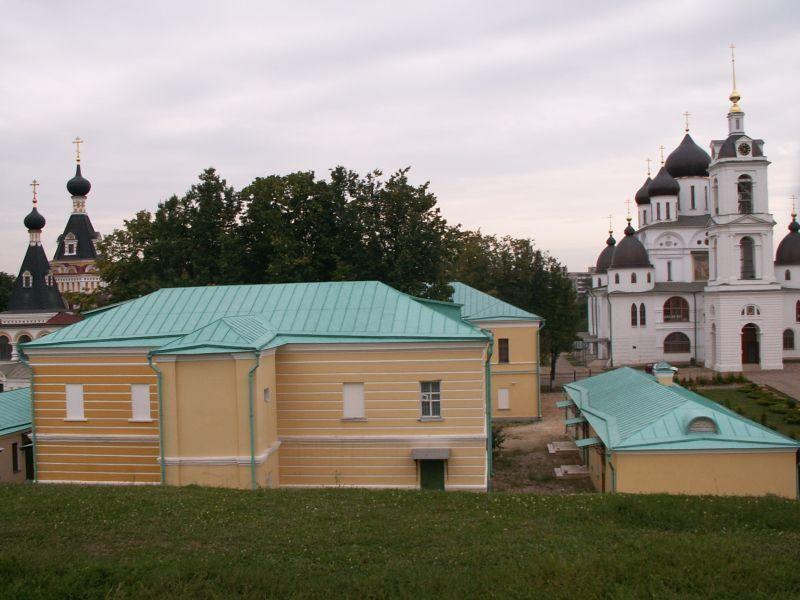 Исторический центр города Дмитров