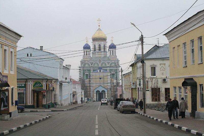 Смотреть лучшее фото города Елецка Вознесенский собор