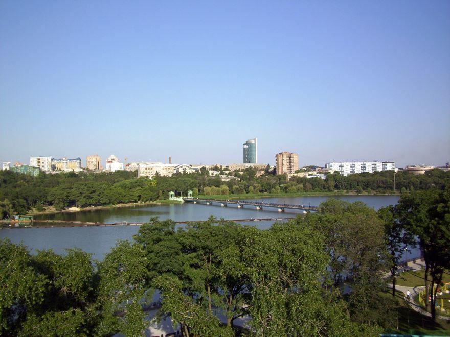 Смотреть красивое фото города Донецк в хорошем качестве