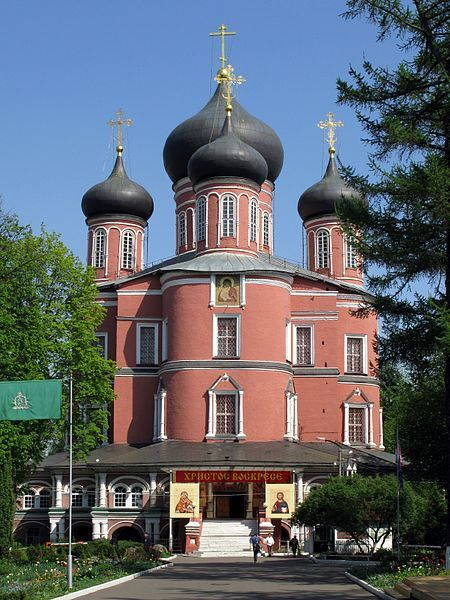Большой собор Донской иконы Божией Матери в городе Донской