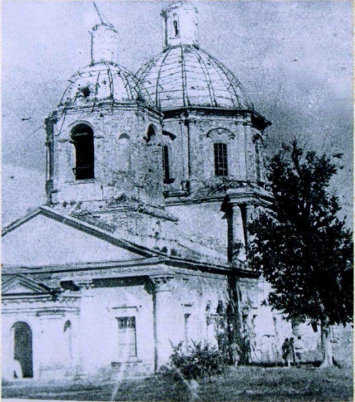 Храм Донской иконы Божьей Матери Старочеркасская старинное фото