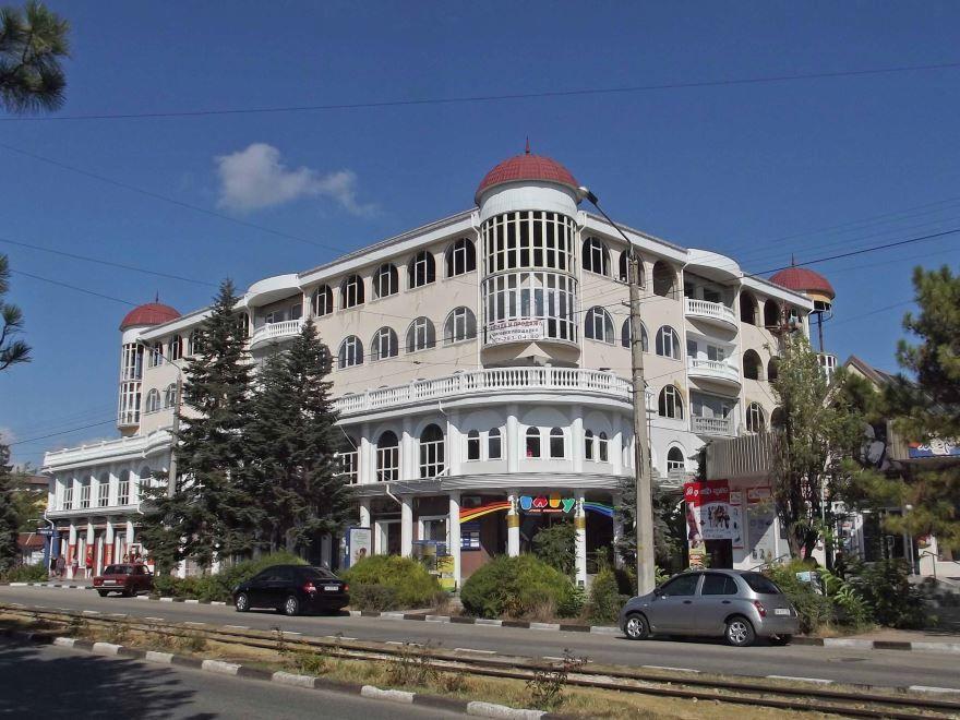 Скачать онлайн бесплатно новое здание в городе Евпатория в хорошем качестве