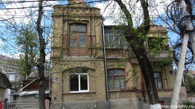 Смотреть лучшее фото дом атамана Лисичкина город Ессентуки