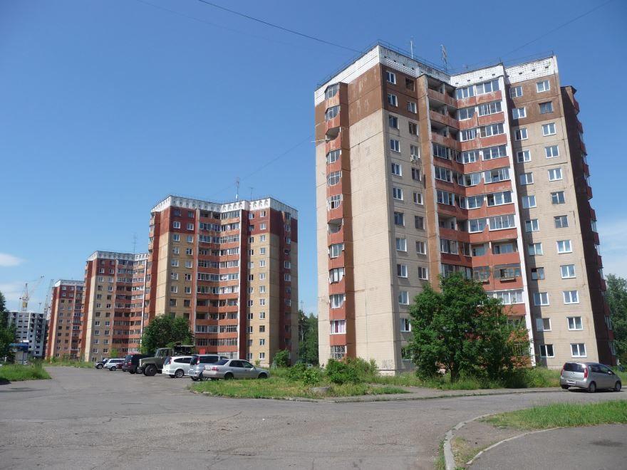 Скачать онлайн бесплатно красивое фото улицы города Железногорск