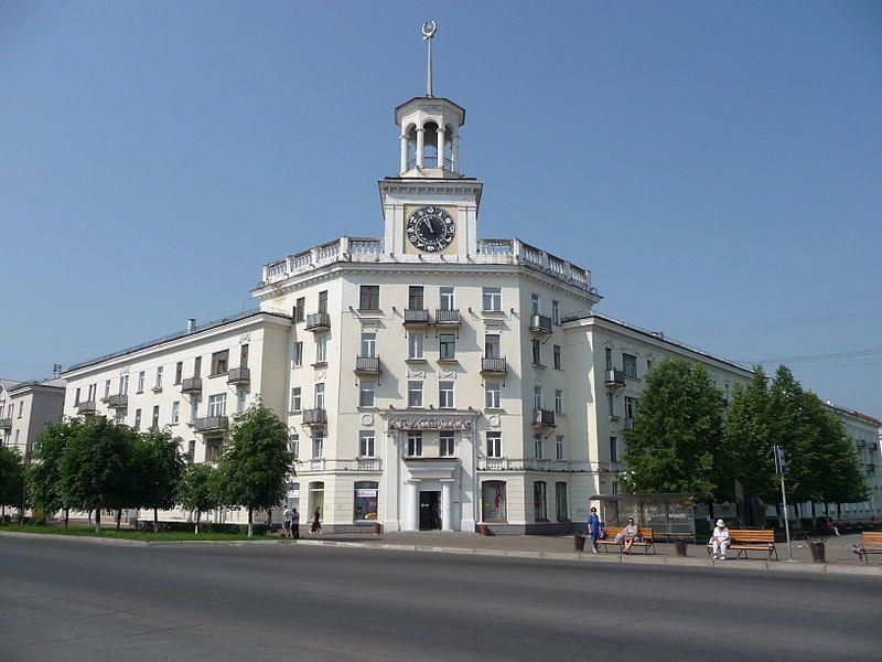 Смотреть лучшее фото города Железногорск Красноярского края