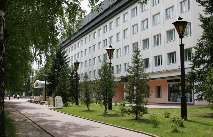 Отель города Железногорск Курской области