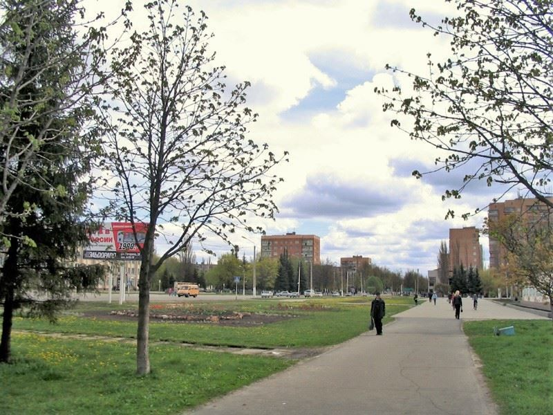 Смотреть лучшее фото улица города Железногорск Курской области