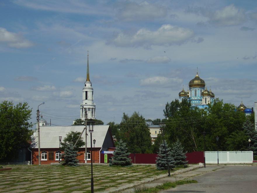 Смотреть лучшее фото города Задонск в хорошем качестве