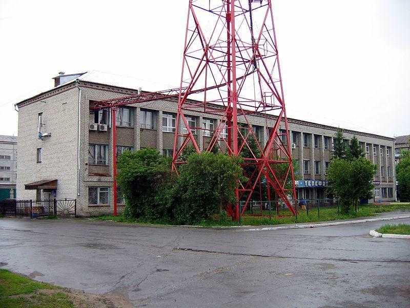 Здание почты город Заводоуковск