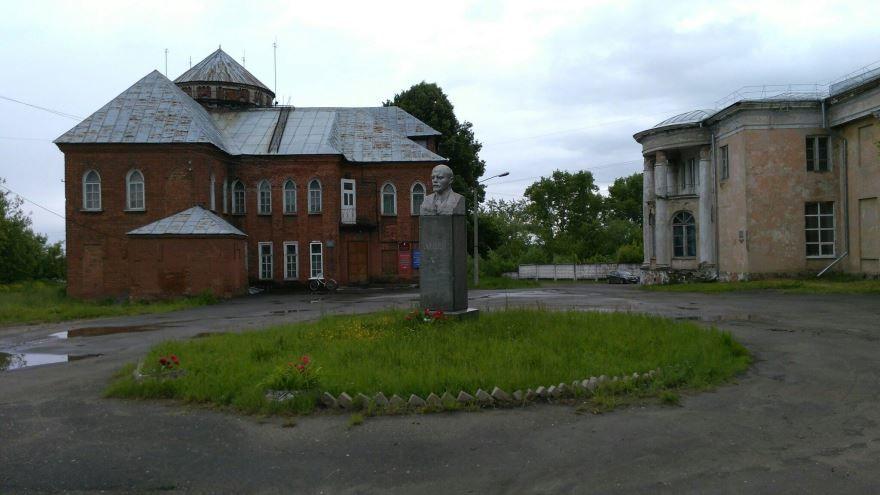 Скачать онлайн бесплатно красивое фото города Заволжска