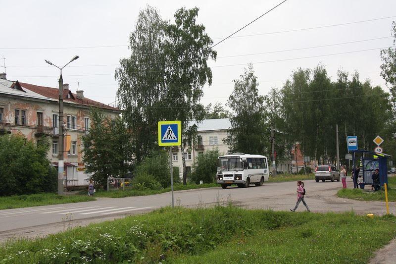 Смотреть лучшее фото города Заволжск бесплатно
