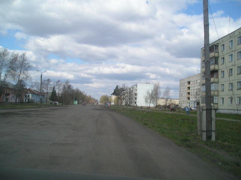 Скачать онлайн бесплатно лучшую улицу города Заволжск