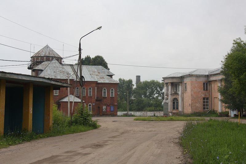 Смотреть фото города Заволжск в хорошем качестве