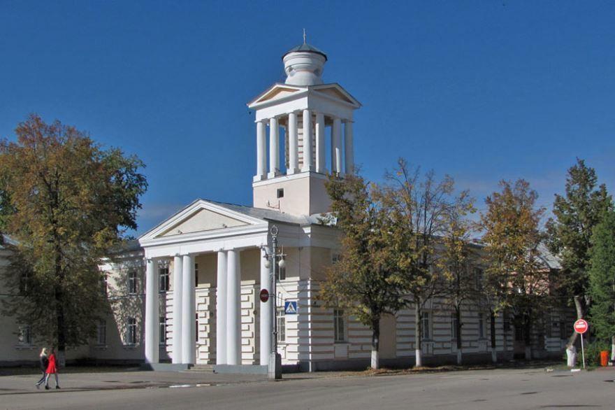 Скачать онлайн бесплатно красивые достопримечательности города Заволжье