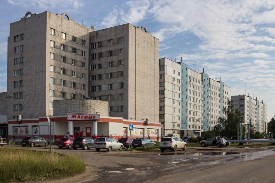 Смотреть лучшее фото города Заволжье бесплатно