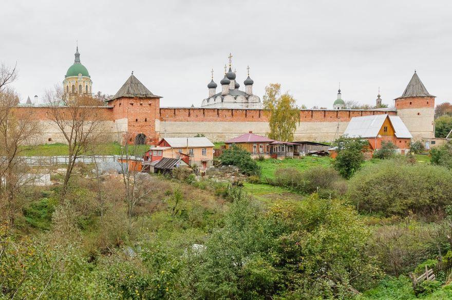 Скачать онлайн бесплатно лучшее фото города Зарайск в хорошем качестве