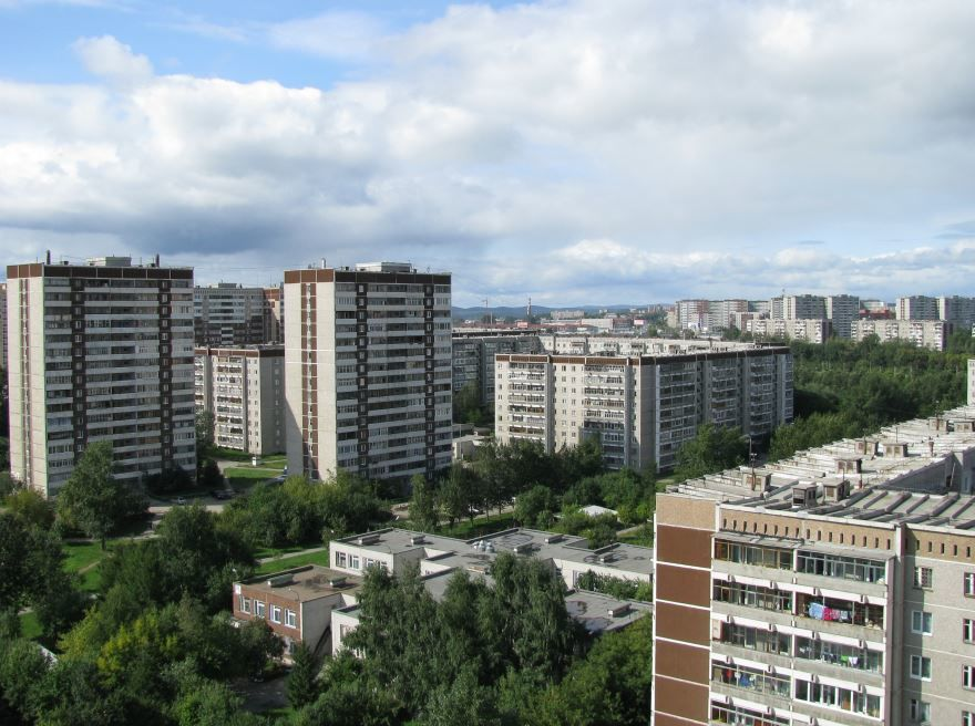 Скачать онлайн бесплатно лучшее фото города Заречный в хорошем качестве