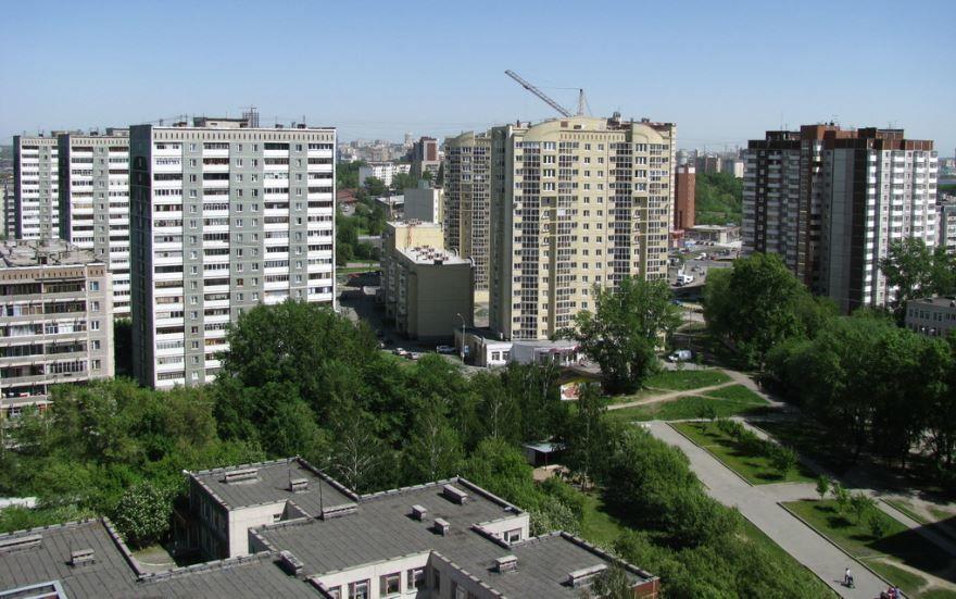 Смотреть красивое фото города Заречный бесплатно