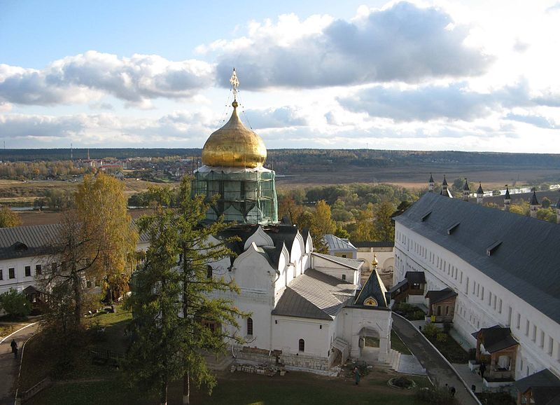 Собор Рождества Богородицы в городе Звенигород
