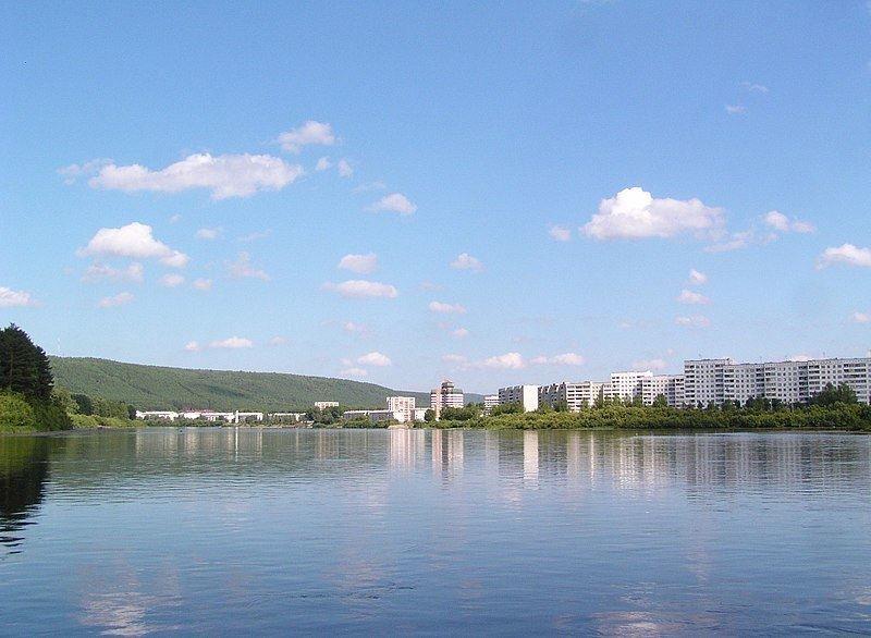 Скачать оналайн бесплатно красивый вид города Зеленогорск в хорошем качестве