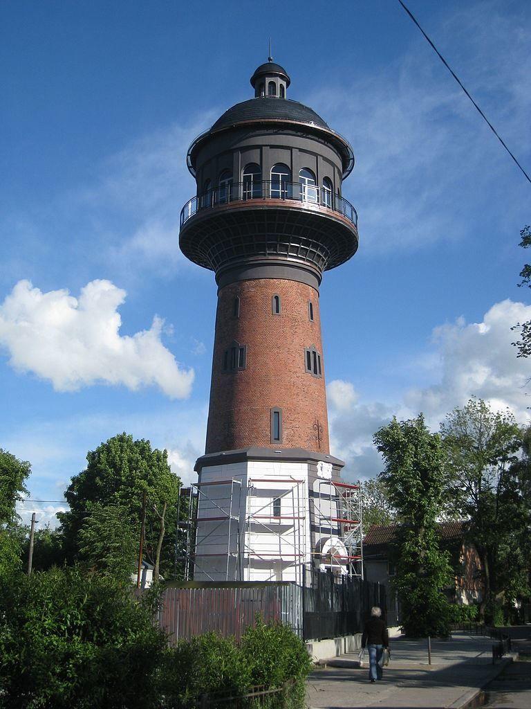 Смотреть лучшее фото города Зеленоградск бесплатно