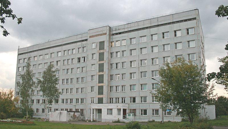 Смотреть фото центральной городской больницы город Ивантеевка 2019 Московская область