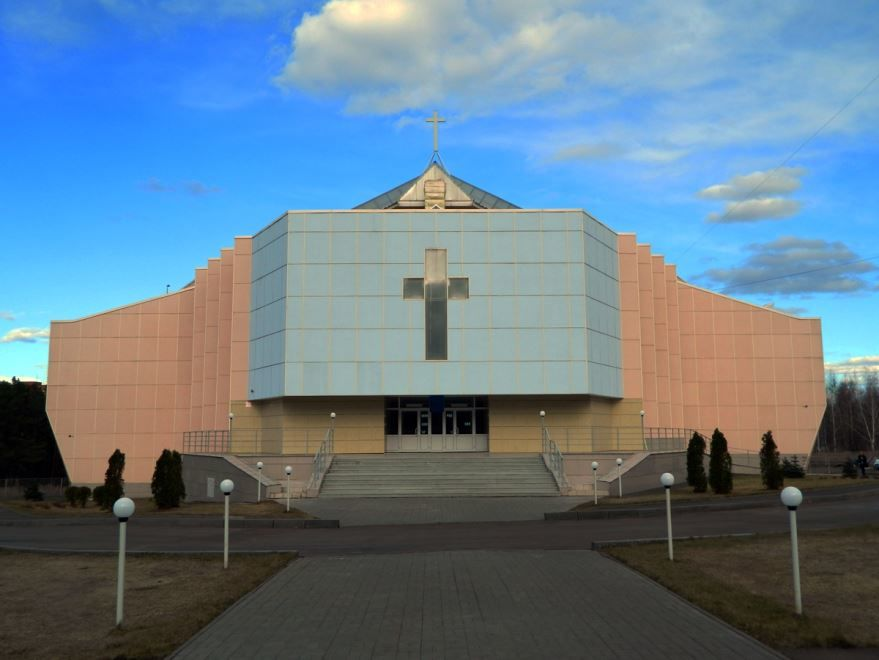 Церковь Филадельфия город Ижевск 2019