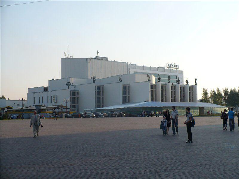 Государственный театр оперы и балета Удмуртия Ижевск
