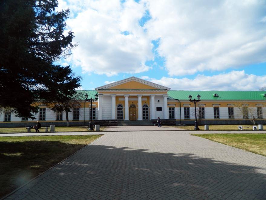 Национальный музей Удмуртской Республики город Ижевск