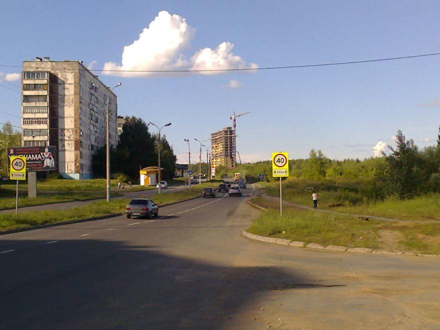 Смотреть красивое фото улица города Ижевск в хорошем качестве