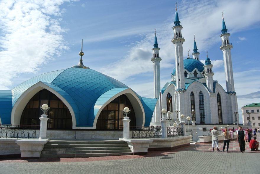 Казань - один из красивейших городов России