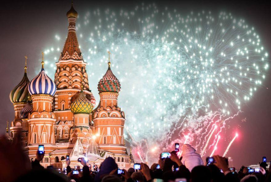 Москва - большой город, город миллионник, столица России