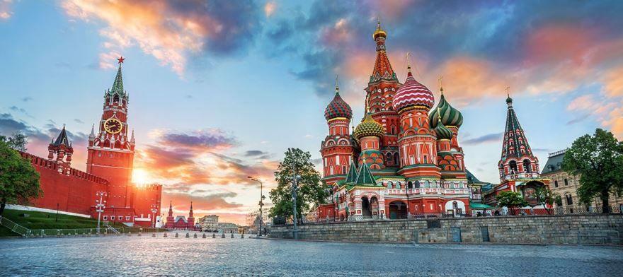 Москва - самый красивый город России