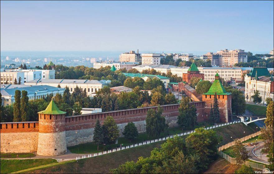 Нижний Новгород - древнейший город России